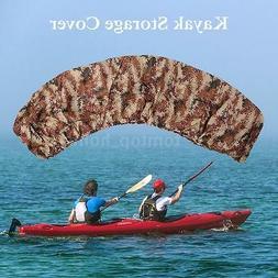 Kayak Canoe Marine Boat Storage Cover Waterproof UV Sun Prot