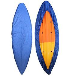 RONGT Kayak Canoe Storage Cover, Waterproof Dust-proof UV Su