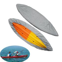 Kayak Cover Waterproof Canoe Storage Dust Sunblock Universal
