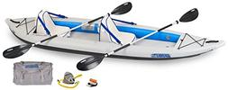 Sea Eagle® 385FT Kayak Deluxe Package