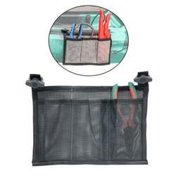 Kayak Fishing 3 Pocket Mesh Storage Sleeve Gear Holder Bag O