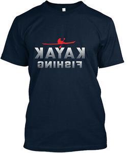 Kayak Fishing For People Who Fis - Premium Tee T-Shirt