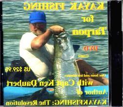 Kayak Fishing for Tarpon - Ken Daubert - Live Bait - Light T