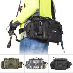 Kayak Fishing Tackle Bag Waterproof Carry Storage With Lure