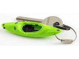 HKEY Kayak Keychain 5 Whitewater Kayaking Key Chain Ring acc