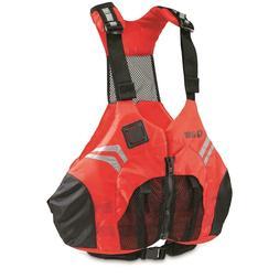Kayak Life Jacket Vest Adult Fishing Boating Swimming Adjust
