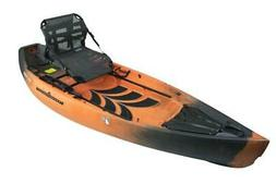 NuCanoe Frontier 10 Kayak with Deluxe Pinnacle 360 Seat Incl