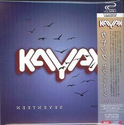 KAYAK-OFF THE RADAR-JAPAN 2 MINI LP SHM-CD H25