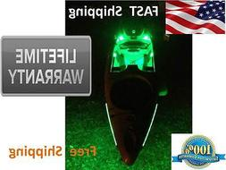 Kayak Green Fishing LED Light Kit --- COMPLETE KIT with Powe