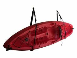 Kayak or Paddleboard Heavy-Duty Padded Wall Storage Sling |