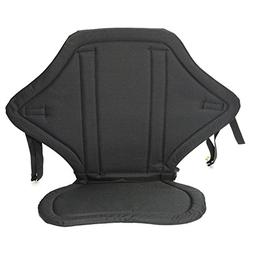 GYMTOP Kayak Seat with Back Support and Storage Bag - Adjust