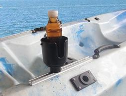 Brocraft Kayak Track Drink Holder/Kayak Cup Holder/Kayak Dri