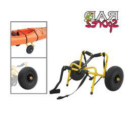 RAD Sportz Kayak Trolley Pro Premium Kayak Cart Airless Tire