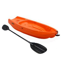 kayak wave with paddle for youth 6