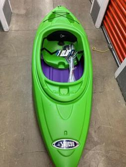 Pelican Kayak With Paddle , IL Pickup Only