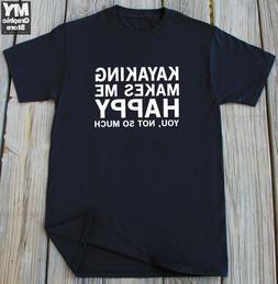 Kayaking T-shirt Gifts For Him Her Christmas Thanksgiving Bi