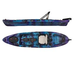 Vibe Sea Ghost 110 11' Pro Fishing Kayak | Rudder + Storage