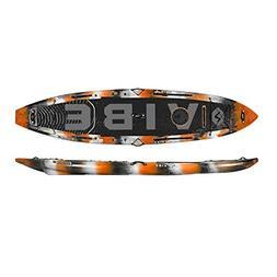 Vibe Kayaks 12' Maverick 120 SUP Hybrid Angler Package w/Roa