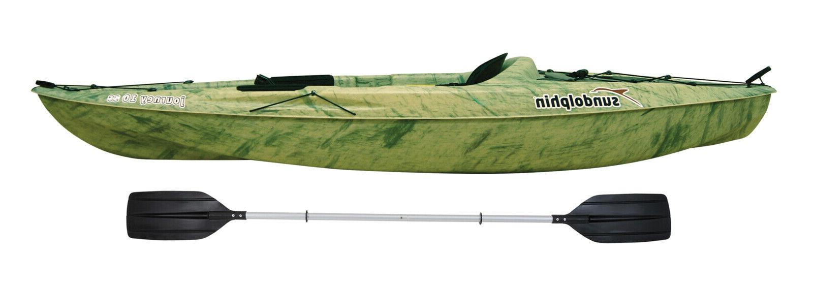 10' Fishing Kayak Lightweight Sports Raft with