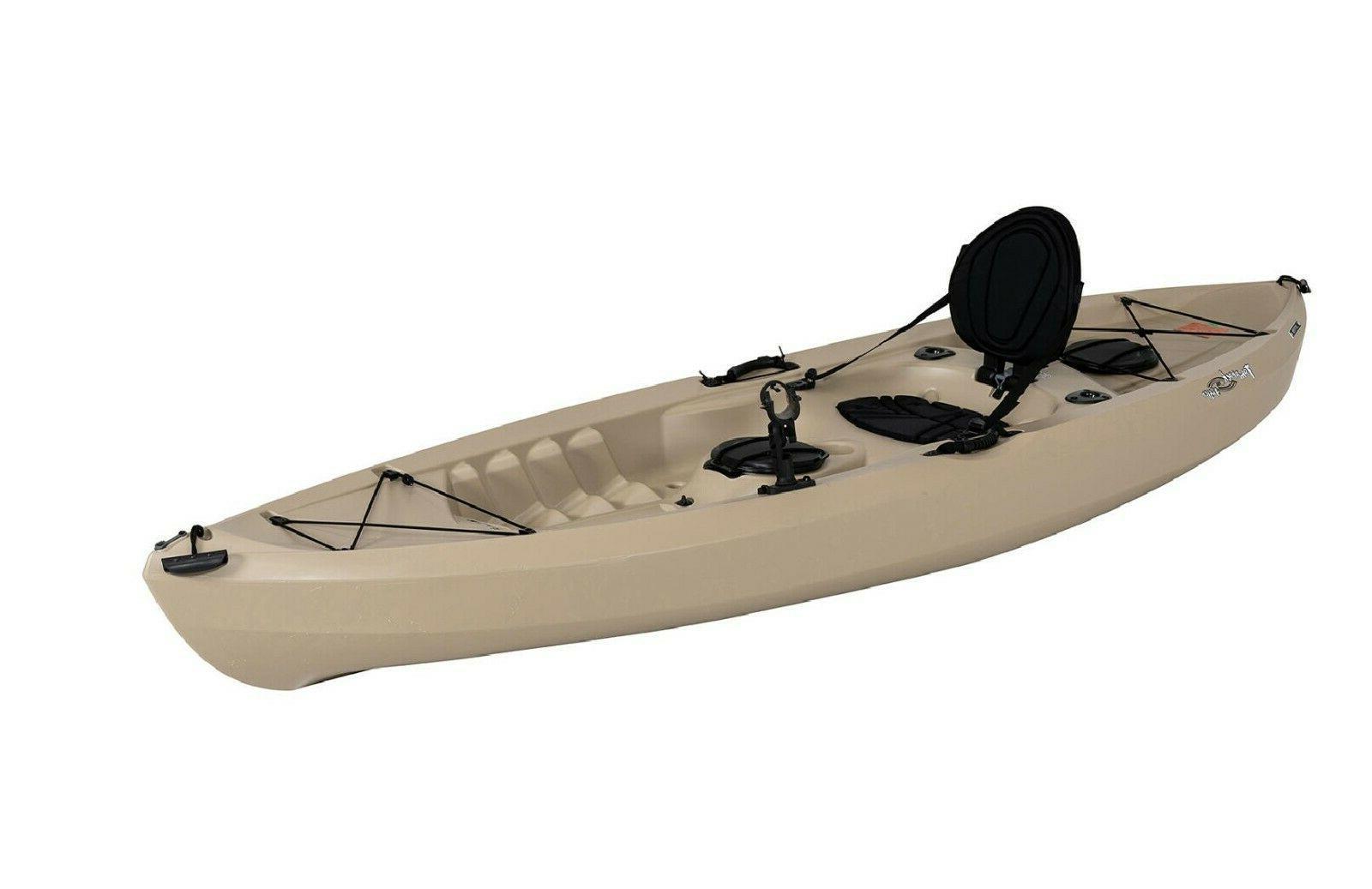 Lifetime Kayak, On Fishing -