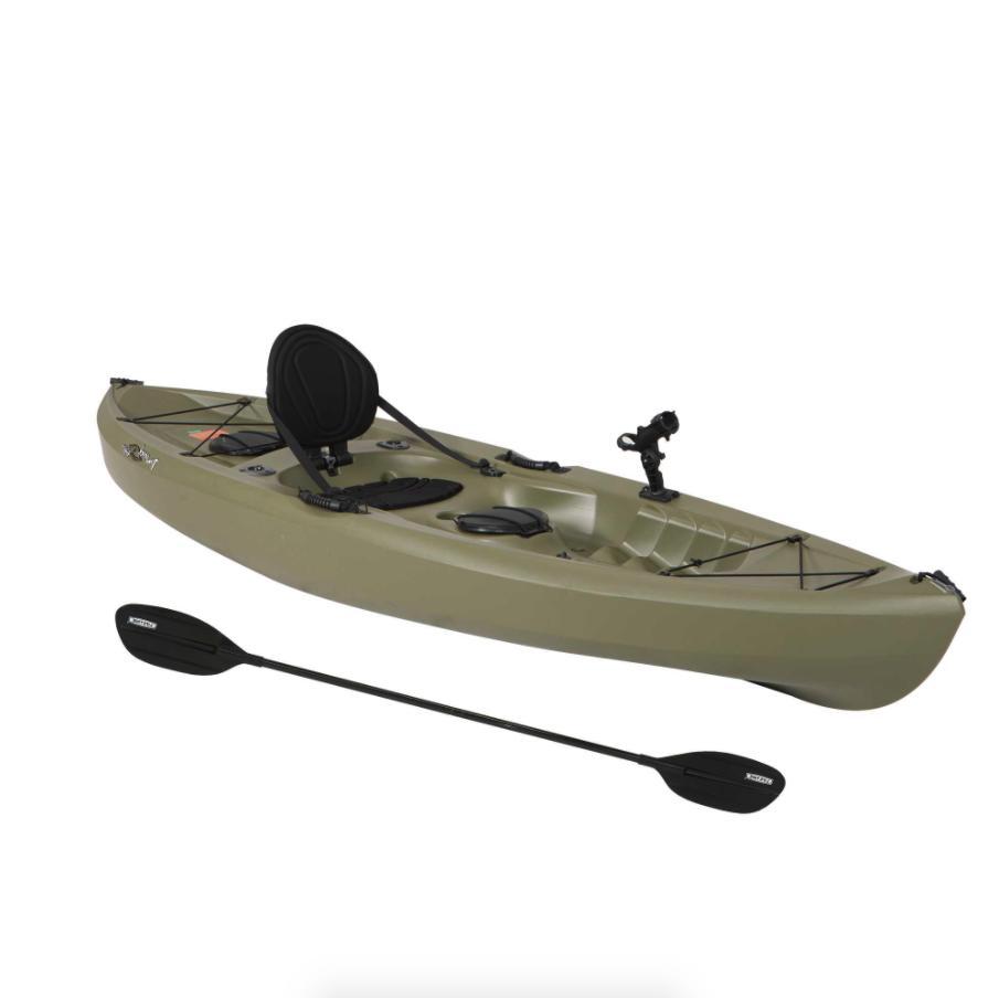 10ft tamarack angler kayak sit on top