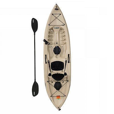 Lifetime Tamarack Angler 100 Fishing Kayak , 90508, 3 Colors