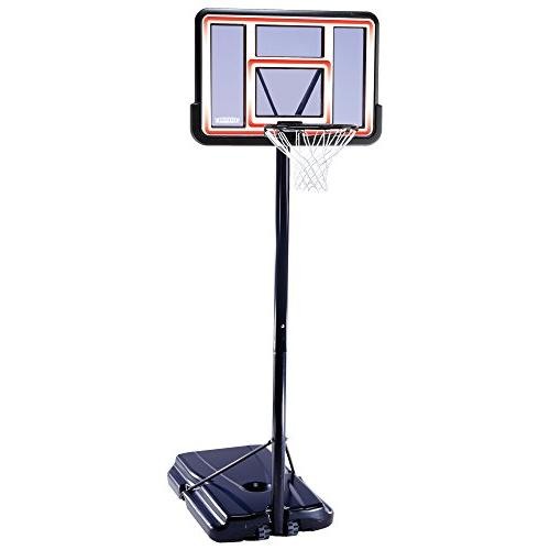 1269 court adjustable portable basketball