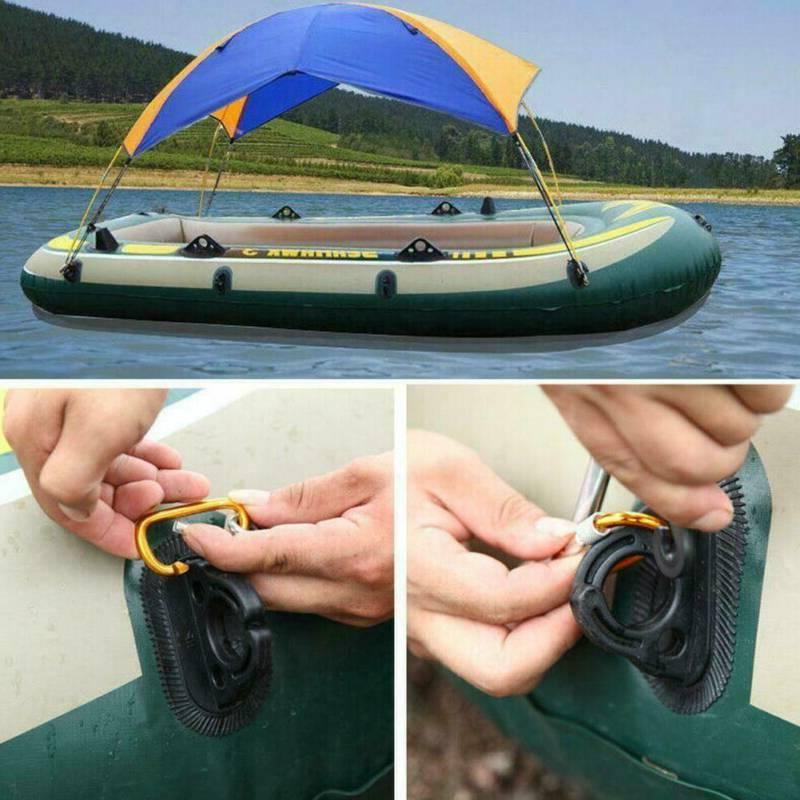 2/3/4 Person Boat Sun Shade Inflatables Anti Tent