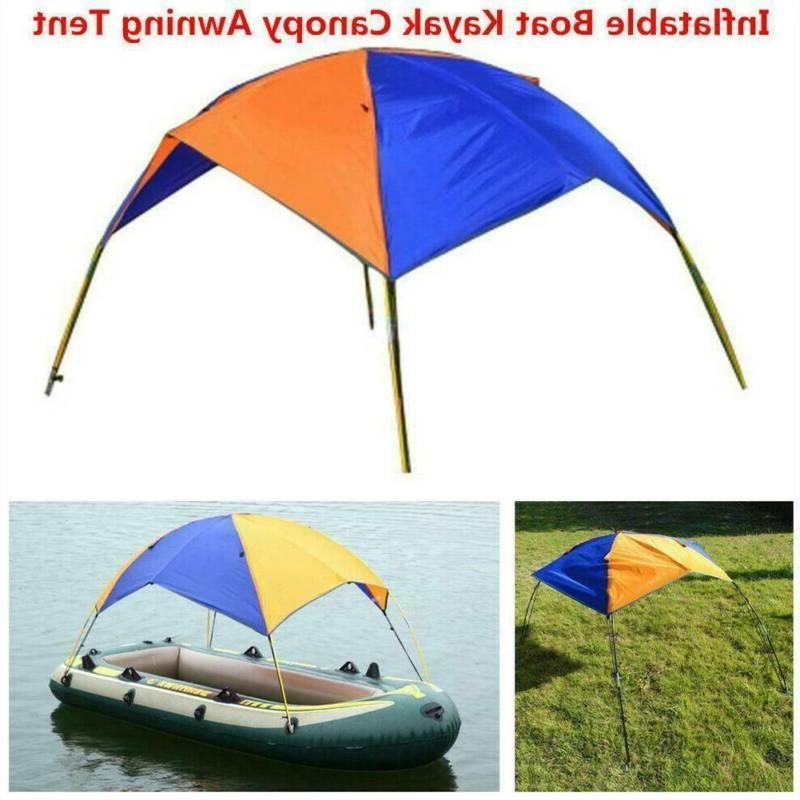 2 3 4 person boat canopy sun
