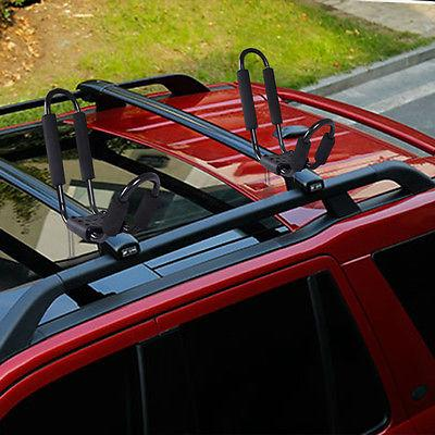 Kayak Roof Rack Car SUV Truck Top Carrier Cross