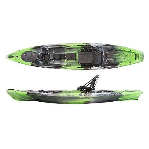 2017 radar 135 kayak w