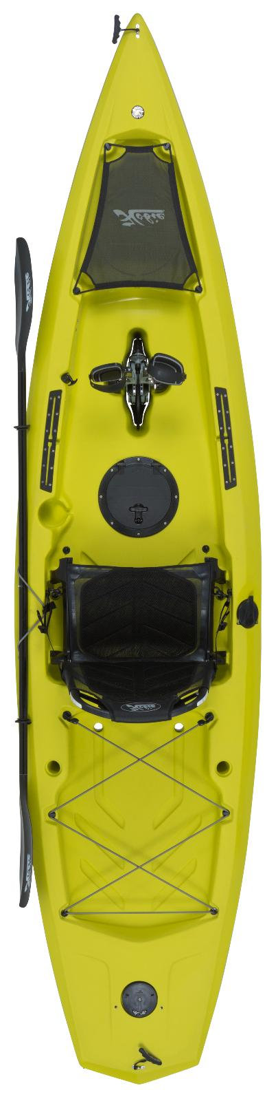 2018 Hobie Mirage Pedal Fishing Seagrass