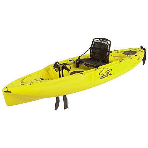 2018 Hobie Mirage Outback Pedal Kayak w/Reverse | Seagrass G