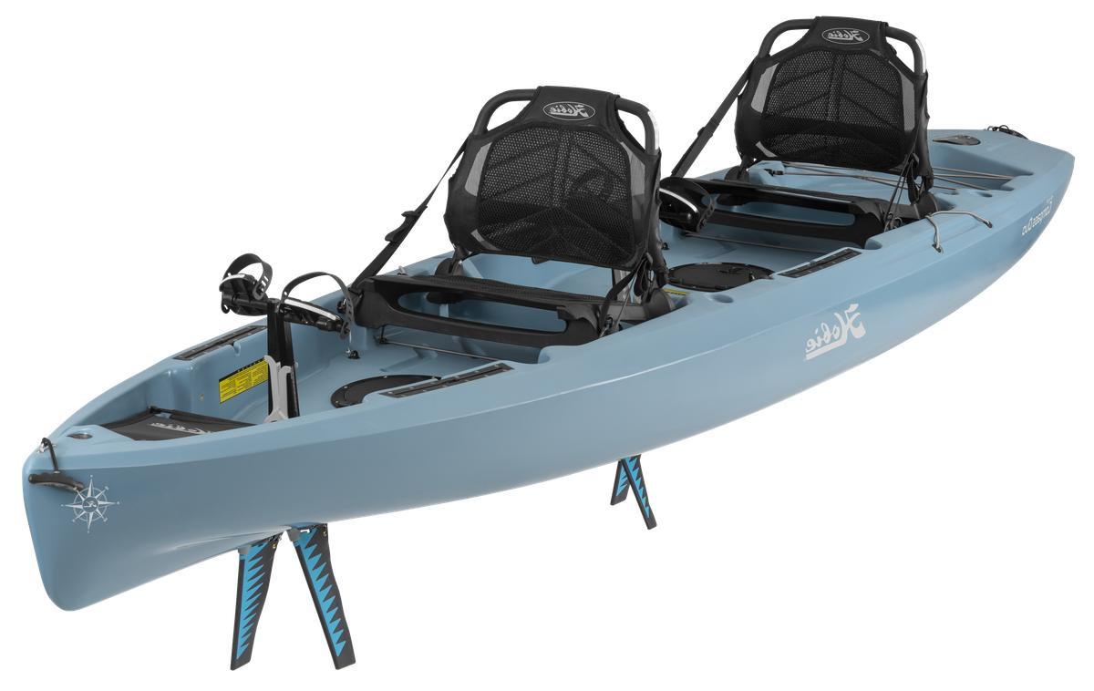 2019 mirage compass duo tandem kayak multiple