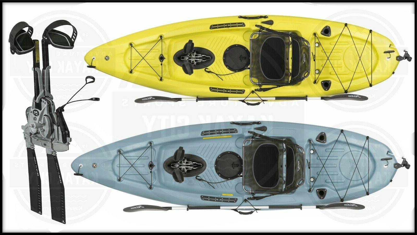 2019 mirage passport 10 5 fishing kayak