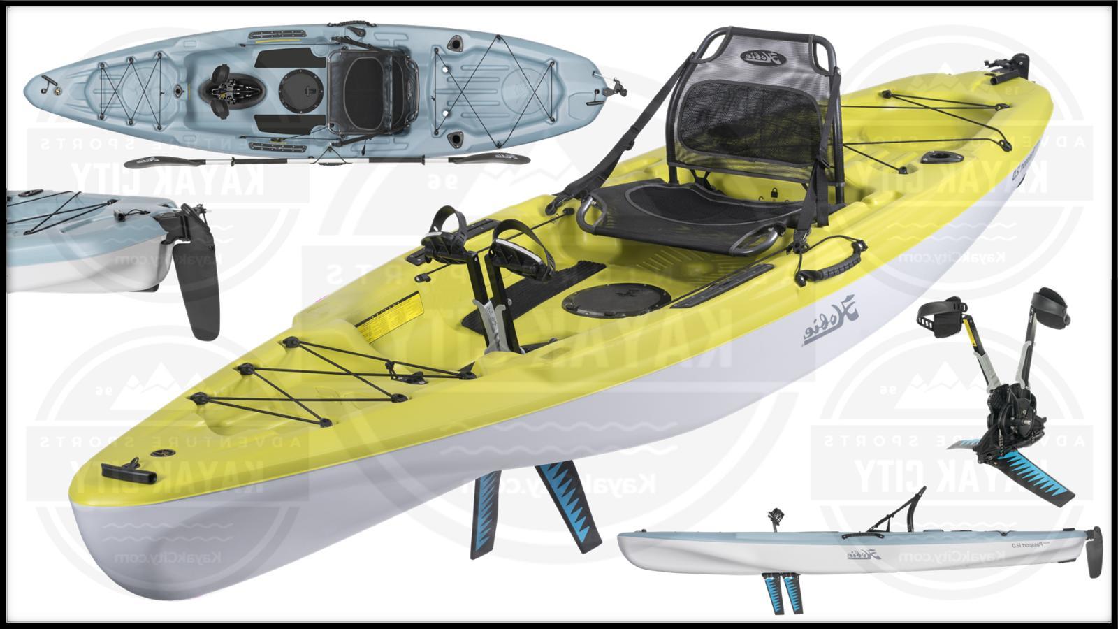 2020 mirage passport 12 pedal fishing kayak
