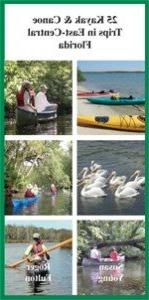 25 Kayak and Canoe Trips in East-Central Florida