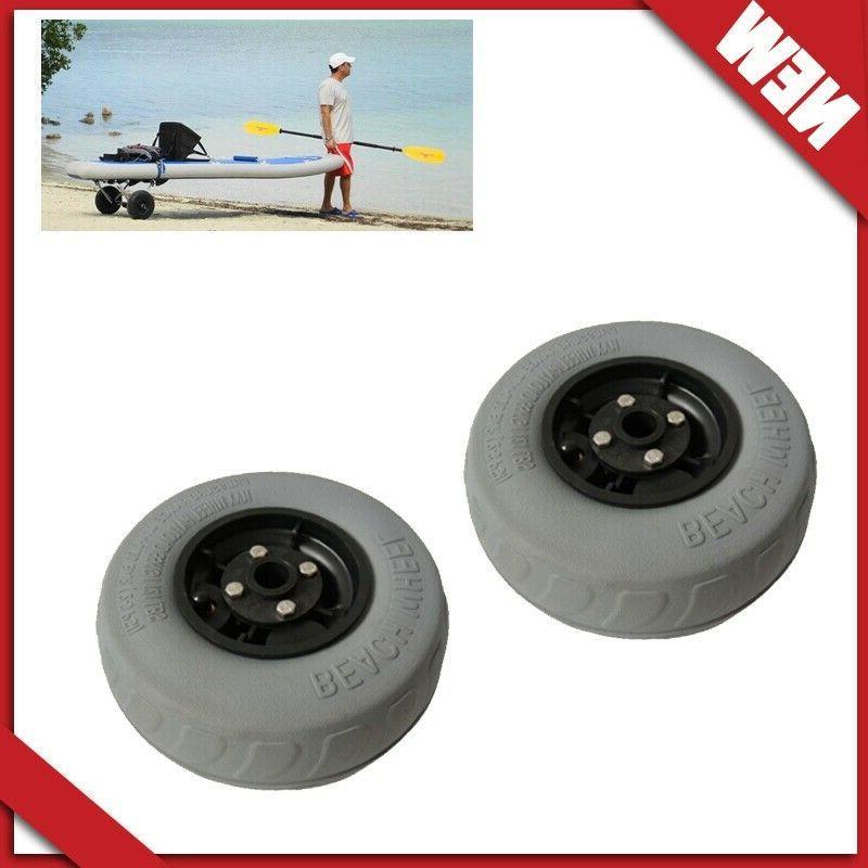 2pcs For Beach Tire Wheel