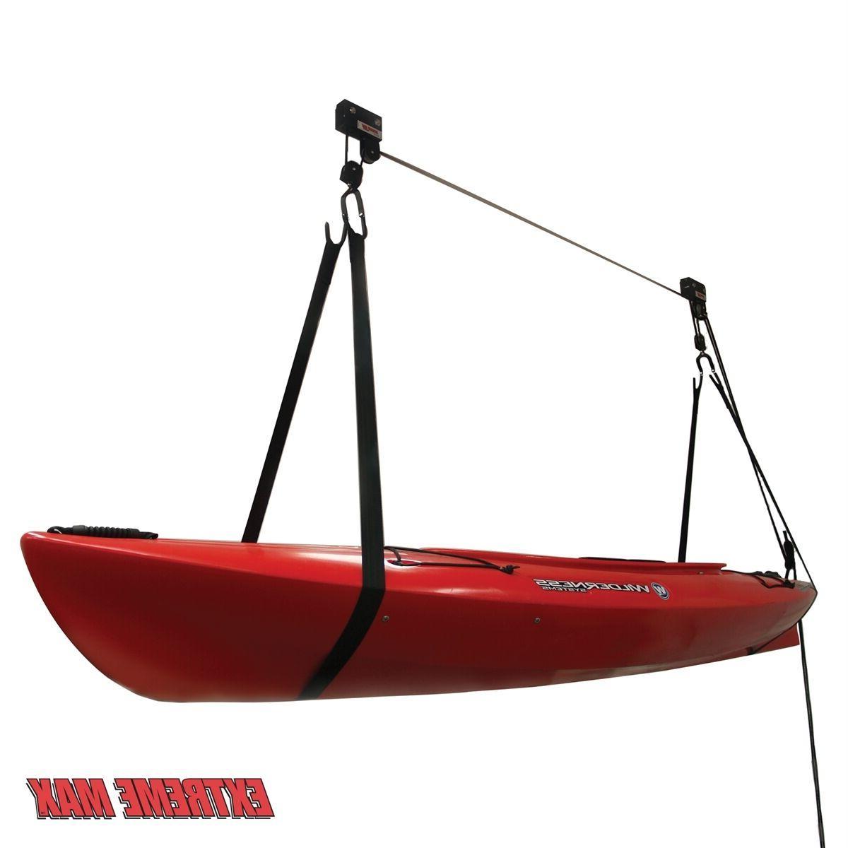 3004 0204 kayak canoe bike ladder hoist