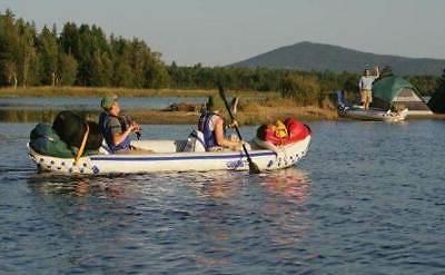 SEA 370 Professional 3 Kayak Boat