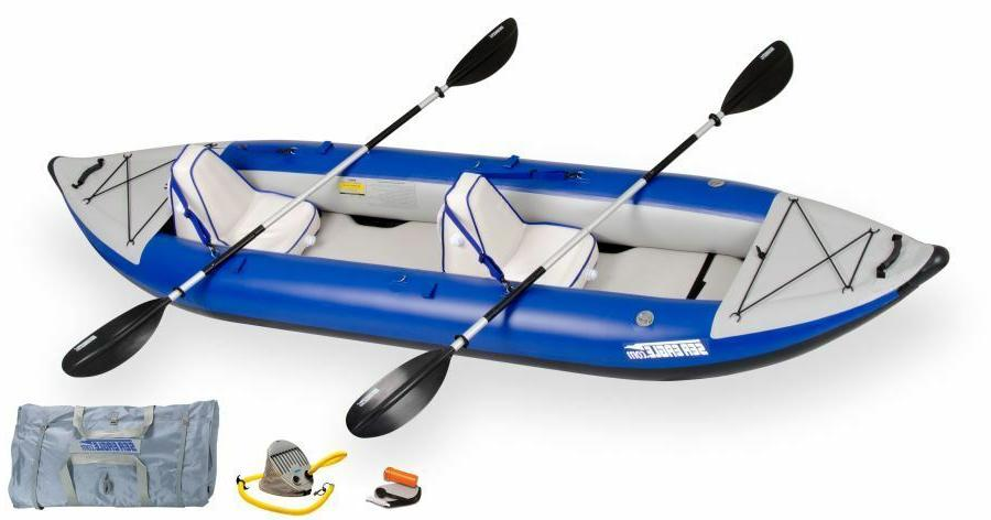 380x deluxe explorer package inflatable kayak class