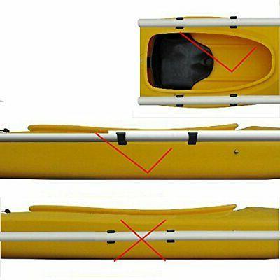 YYST 4 PCS Paddle Paddle Keeper NO