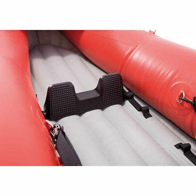 Intex 68309 Inflatable 2 Kayak with & Pump, Red