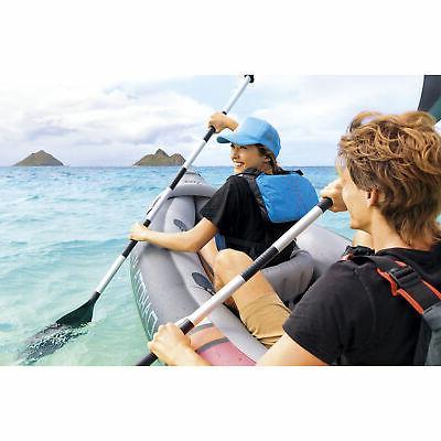 Intex 2 Person Vinyl Inflatable Kayak Pump