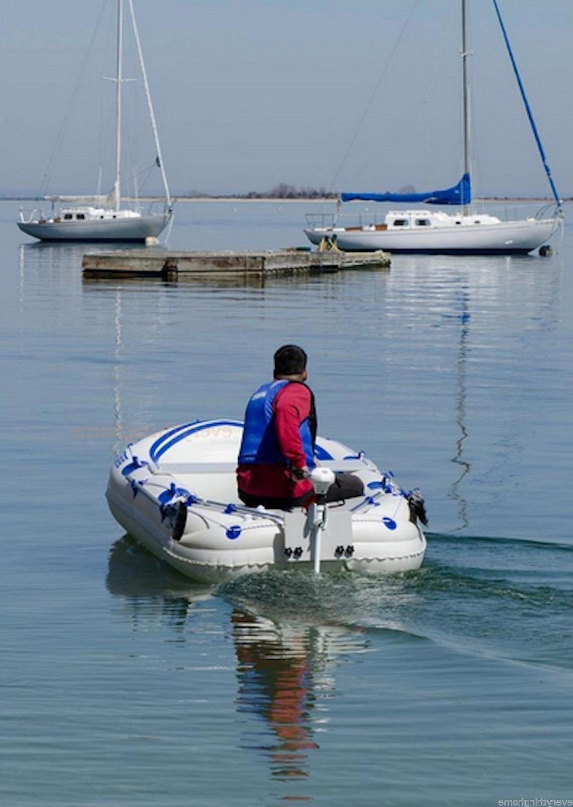 SEA FISHERMANS DREAM INFLATABLE MOTORMOUNT