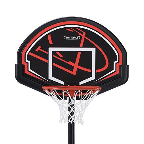 Lifetime Youth Height Adjustable Basketball