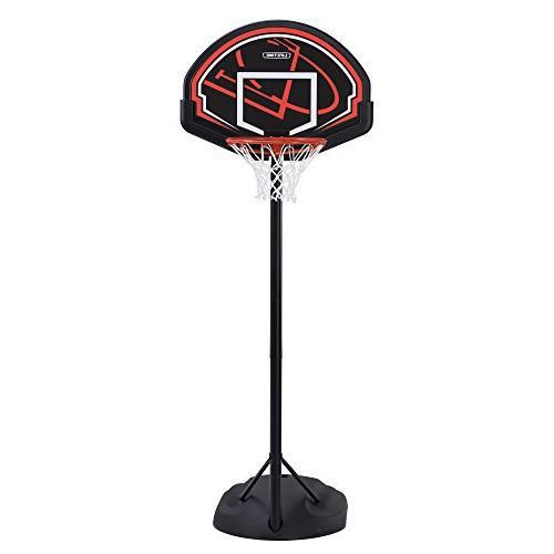 90022 youth adjustable portable basketball