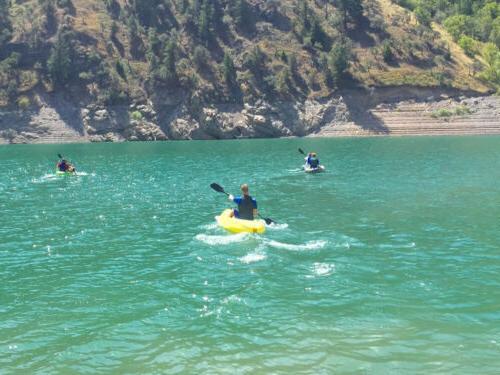Lifetime 90118 Kayak Yellow