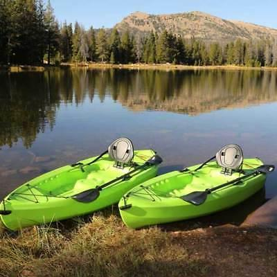 90643 10' Sit on Fishing Kayaks + 2 Paddles