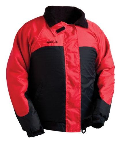 Onyx Floatation Jacket, X-Large, Red/Black